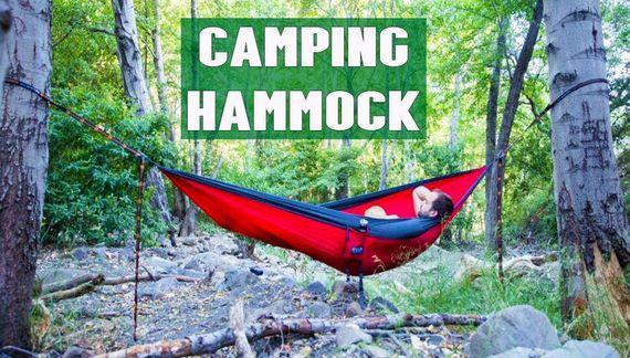 reasons to convert to hammock camping
