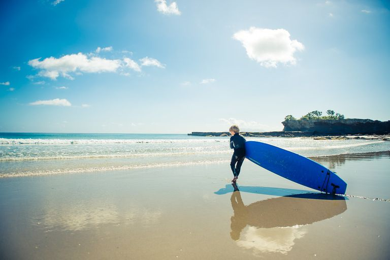 How surf camp Europe will really enjoyed by the kids