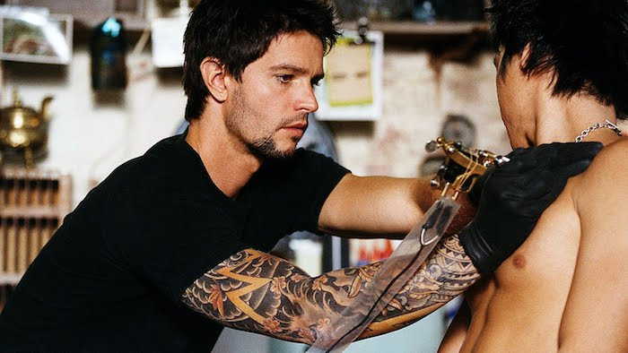 experienced tattoo artist in bali