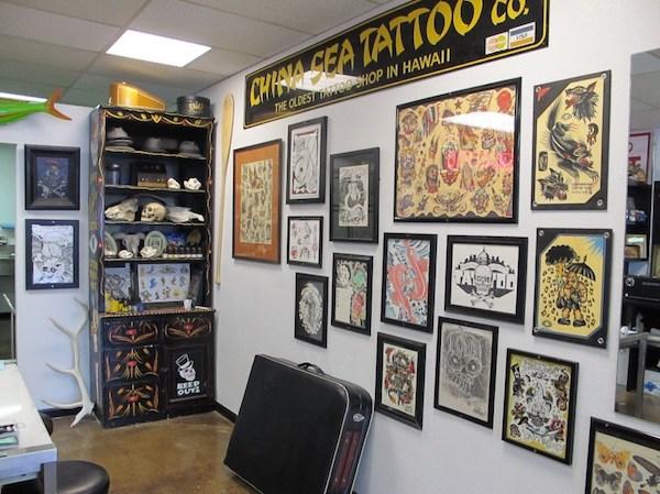 best tattoo seminyak