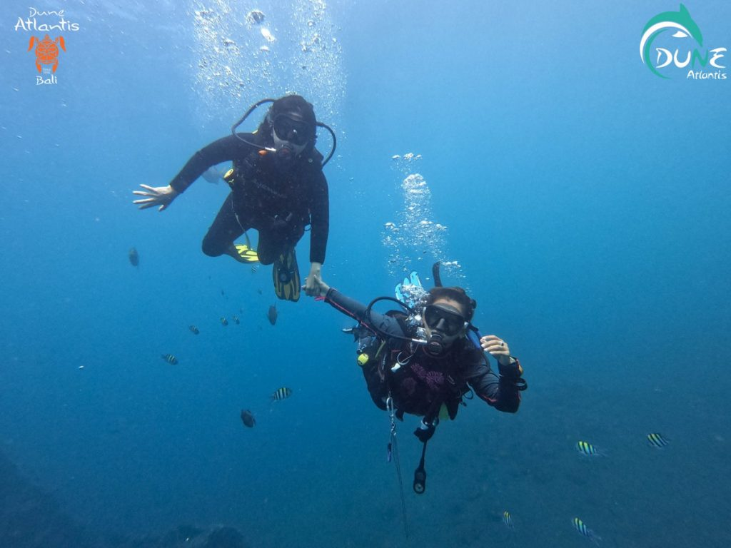 Responsibilities of A Divemaster