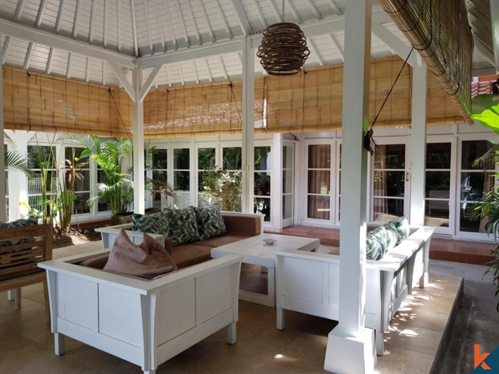 Seminyak villas | Living room