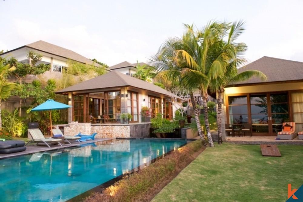 Outdoor activities in your private Bali villas