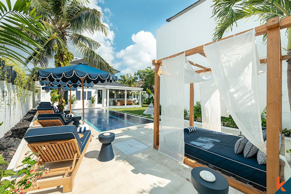 What You Should Consider When Designing Bali Holiday Villas